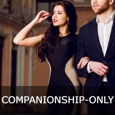 COMPANIONSHIP-ONLY ESCORT SERVICES AMSTERDAM