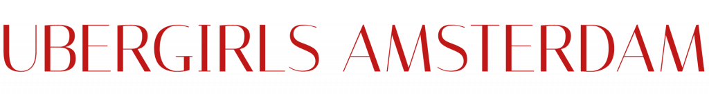 Ubergirls escorts in Amsterdam logo
